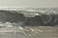 Falling wave