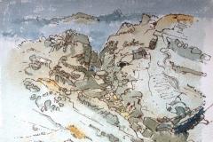 Devon rocks - Start point