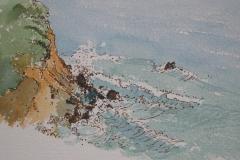 Cliff edge - Gulf of Corinth
