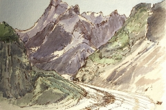 Mere de Glace - French Alps