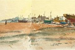Aldburgh beach